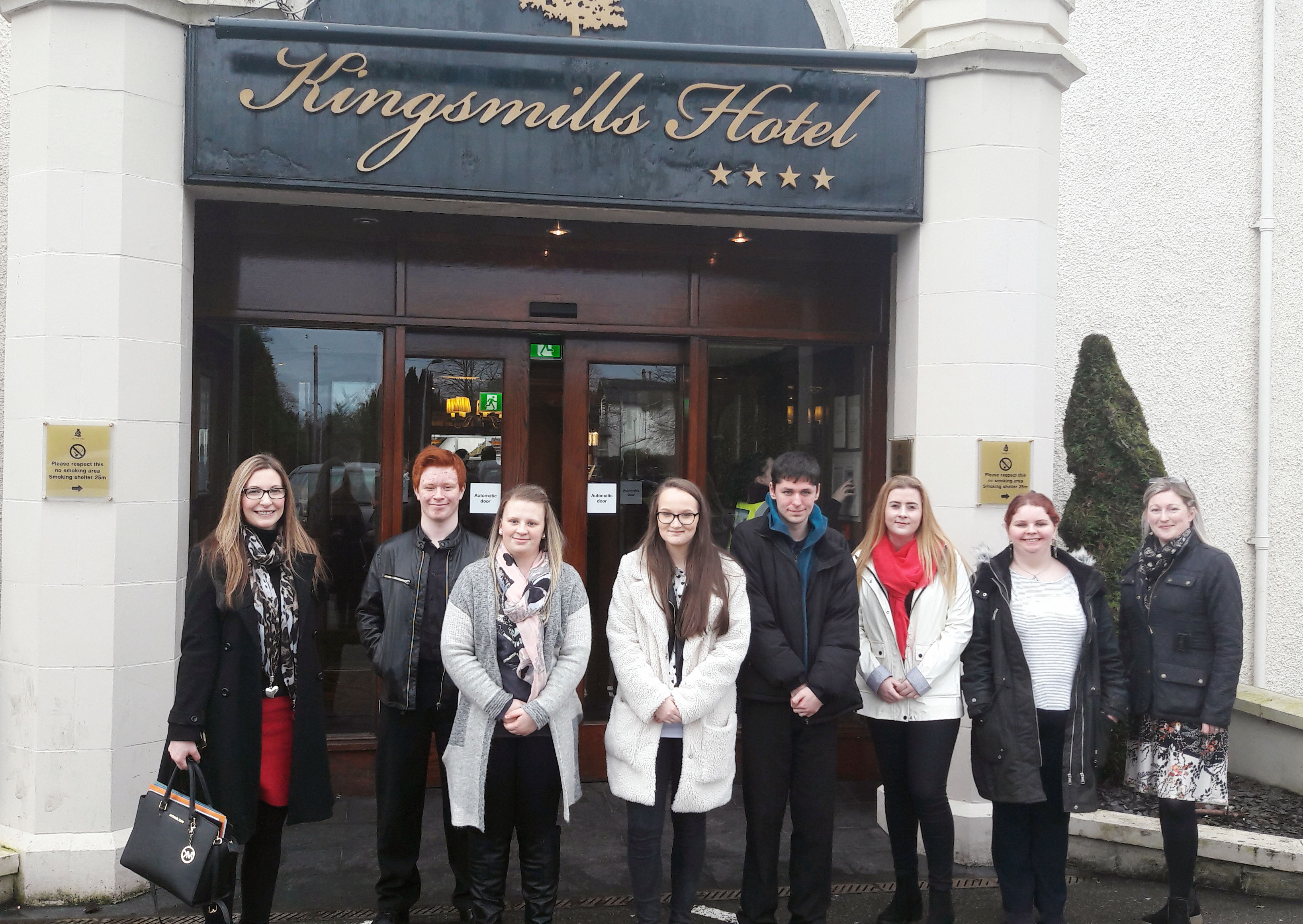 Hospitality students get the 5* treatment