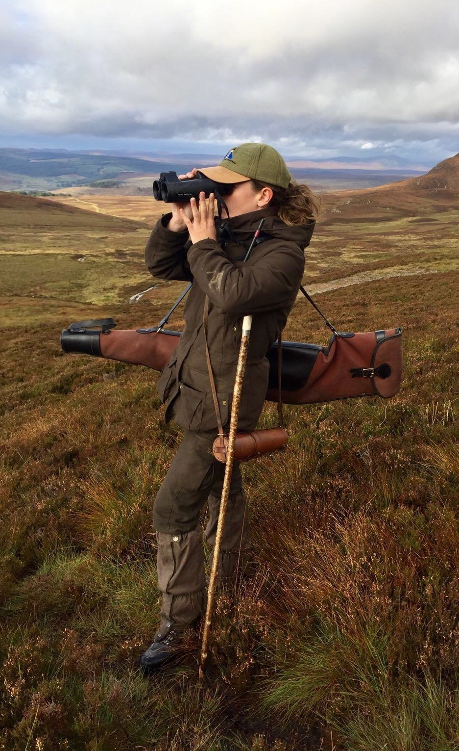 Gamekeeping students in the running for Lantra Scotland award