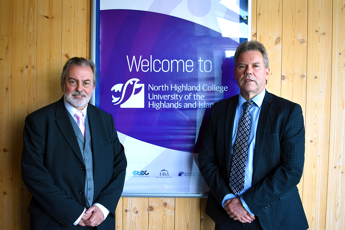 Cyber Security Scotland and North Highland College UHI joint venture