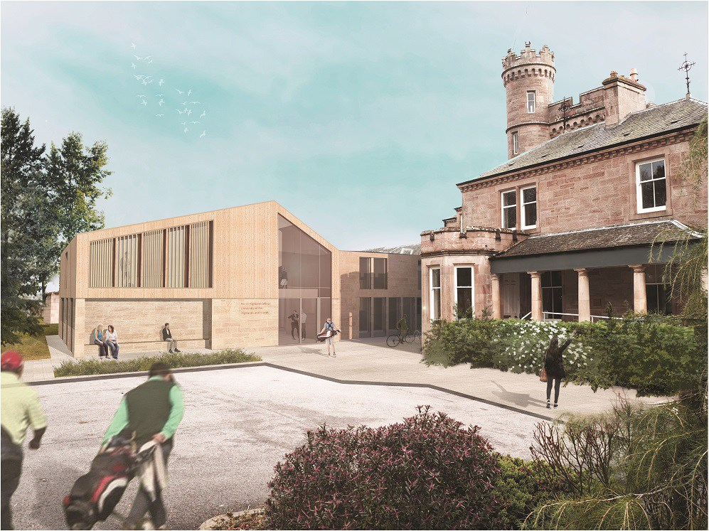 Planning permission granted to extend Burghfield House